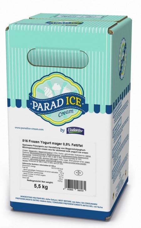ParadIce 0,5% Fett Frozen Yoghurt