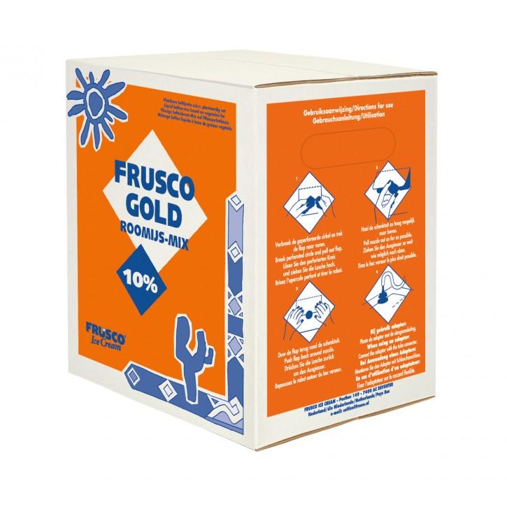 Vanille Frusco Gold 10% MF