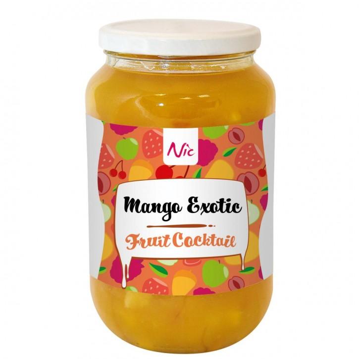 Mango Exotic Sorbet 6x1 Liter