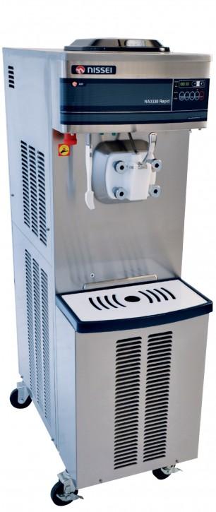 Softeismaschine NISSEI NA - 3330 Rapid