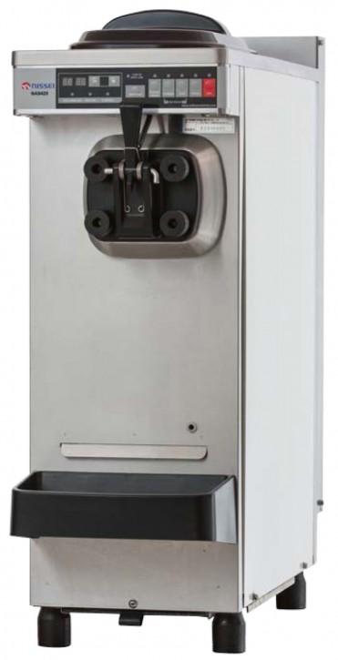 """Softeismaschine NISSEI NA - 9420 """"G"""" Small Ice / Frozen Yoghurtfür"""