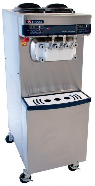 Softeismaschine NISSEI NA - 6468 Duo Power